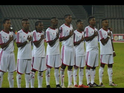 Mauritius Vs Namibia - 2015 COSAFA Cup