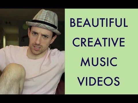 3 Beautiful Creative Music Videos