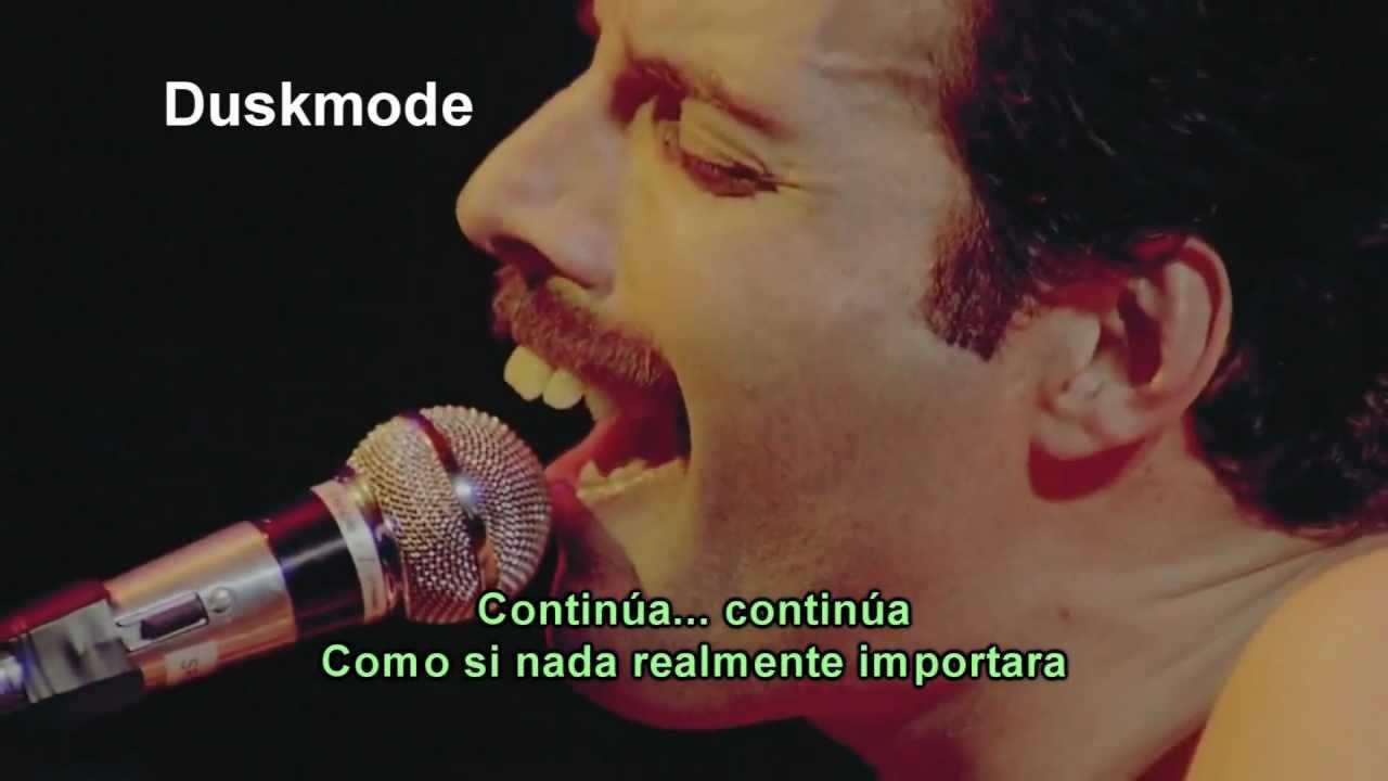 Bohemian Rhapsody Queen Subtitulos Españoltraducido Youtube