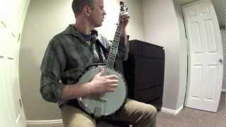 Old Rosin the Beau-GoPro Banjo