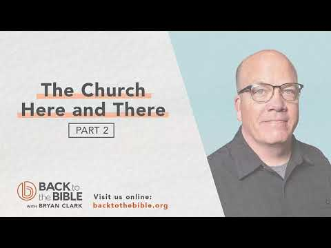 While Going: The Mission of All Christians - The Church Here and There pt. 2 - 6 of 8