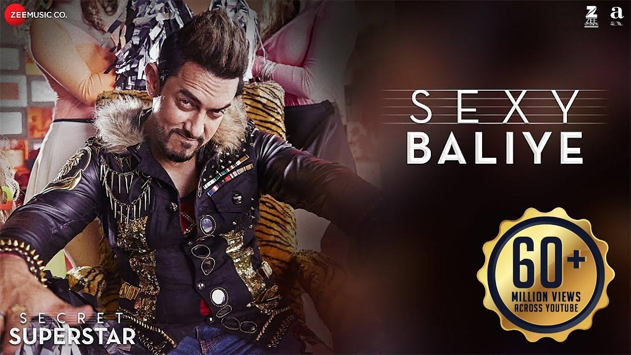 Download Sexy Baliye   Aamir Khan   Zaira Wasim   Amit Trivedi   Mika Singh   Kausar