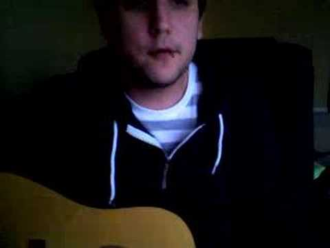 Hedley - Gunnin' (acoustic cover)