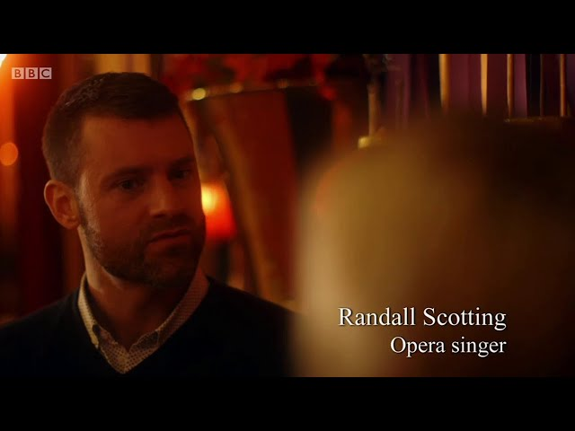 Randall Scotting, clip on Mozart-Manzuoli
