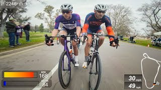 How to Save Energy - 2019 Cal Aggie Criterium P/1/2