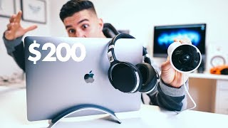 BEST TECH GADGETS YOU NEED - UNDER $200