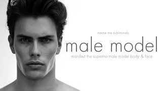 MALE MODEL: Get The Supreme Male Model Body & Face - Sublimi...