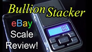 REVIEW: $5 eBay Digital Jewelry Gram Scale [HD]