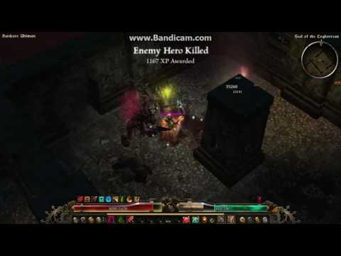 Grim Dawn - Witchblade - Witchbullet - Ultimate Loghorrean