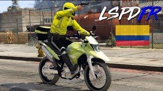 GTA 5 LSPDFR #187 POLICIA DE COLOMBIA   BÚSQUEDA Y CAPTURA   TheAxelGamer