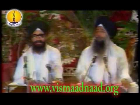 Dr Jagir Singh : Raag Prabhati - Adutti Gurmat Sangeet Samellan 1991