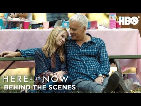 A Look Inside w/ Executive Producers Alan Ball & Peter Macdissi | Here And Now | HBO