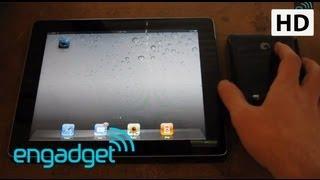Seagate GoFlex HD & iPad app review | Engadget
