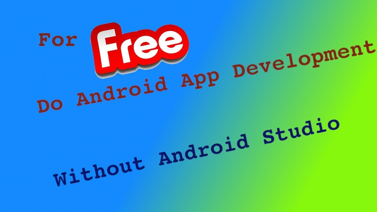 Android App Development Without Installing Android Studio | Best Android  Emulator Online
