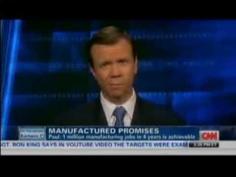 "CNN: ""Manufacturing and the middle class.""  April 13, 2013. Interview with AAM's Scott Paul"
