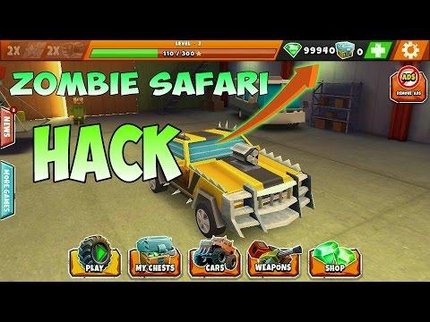 Zombie Safari скачать торрент - фото 4