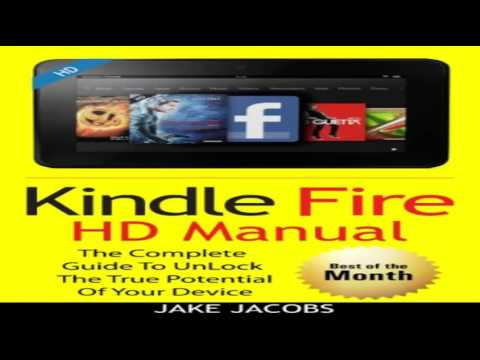 Kindle Fire Hd User Guide For Dummies Open Source User Manual