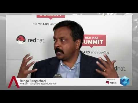Ranga Rangachari - Red Hat Summit 2014 - TheCUBE