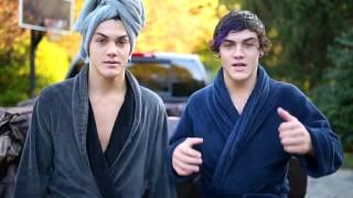 Türkçe Altyazılı Crazy Ice Bath Challenge -Dolan Twins