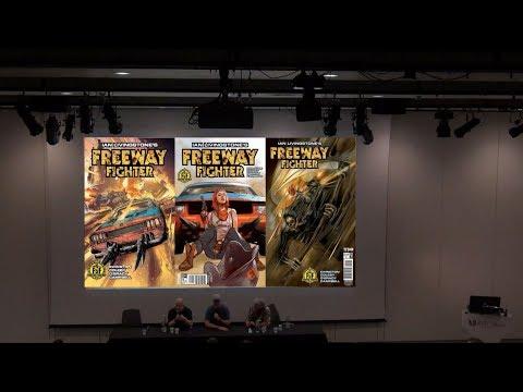 Fighting Fantasy Fest 2: Freeway Fighters