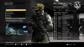Call of duty infinite warfare grinding for 50 subs