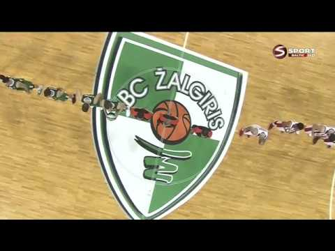 Euroleague Playoffs Game 3 Žalgiris Olympiacos LT 2018 04 24