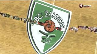 Euroleague Playoffs Game 3 Žalgiris Olympiacos LT 2018 04 24