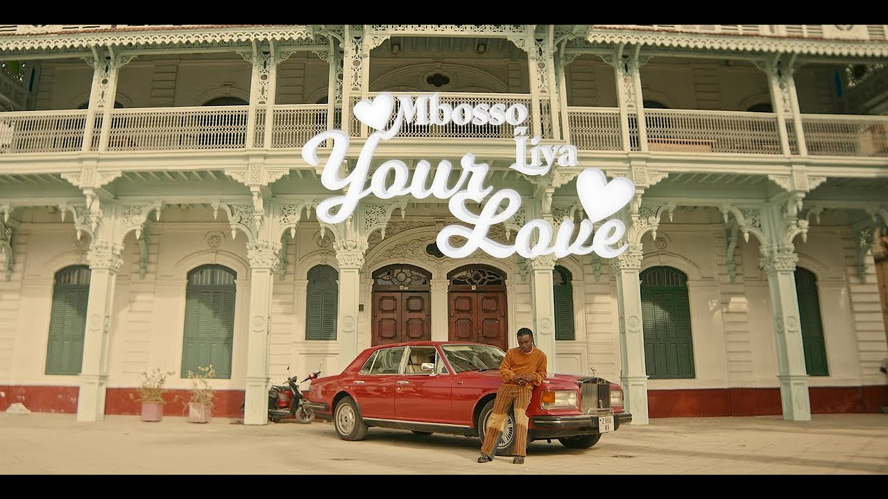 Download Mbosso Ft Liya - Your Love (Official Music Video)