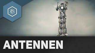 Hertzscher Dipol – Wie funktioniert eine Antenne?