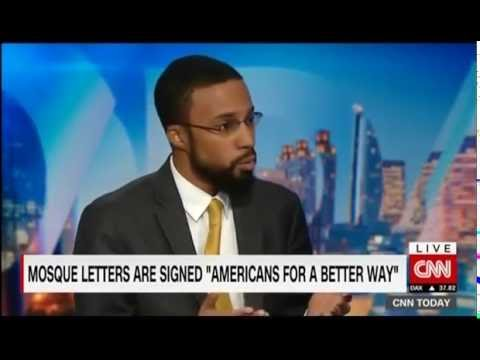 Video: CAIR-GA Director Edward Ahmed Mitchell on CNN to Discuss Surge in Anti-Muslim Hate Incidents