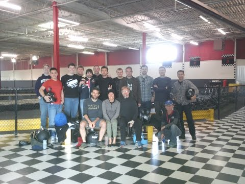 Chicago F1 Oct 19 2014 Karting Event Race Group 1 Meesa Kam
