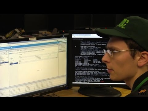 Collegiate Pentesting Competition at RIT