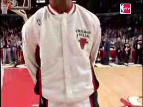 1996 Chicago Bulls 72-10 (part 2)