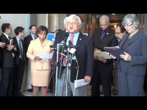 Progressive Caucus Budget Press Conference Part 1
