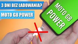 Motorola Moto G8 Power - RECENZJA - Dlaczego WARTO dać SZANSĘ Motoroli - Opinie i TEST Mobileo [PL]