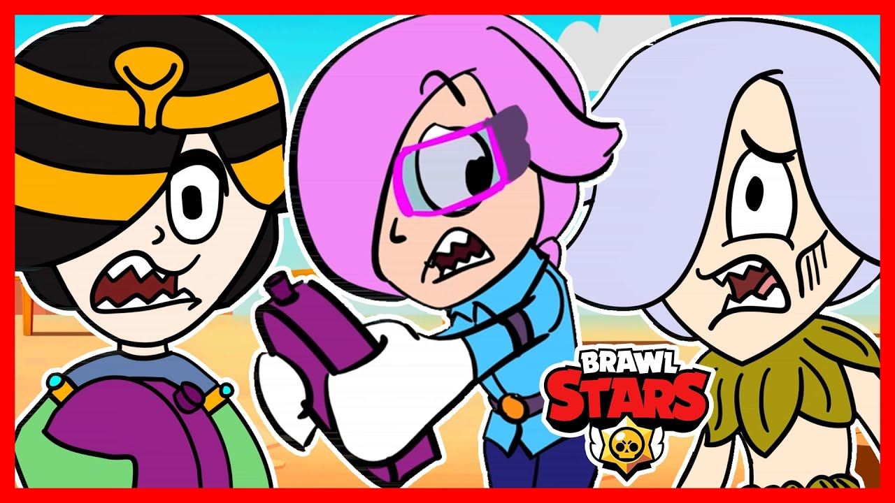 COLETTE LOST IN TIME NEW SKINS? - BRAWL STARS ANIMATION