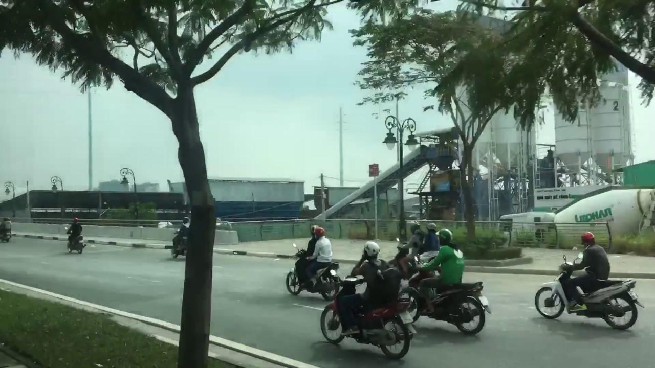 Khu đô thị Sa La, đường Mai Chí Thọ, quận2 Sài Gòn thang11/2017