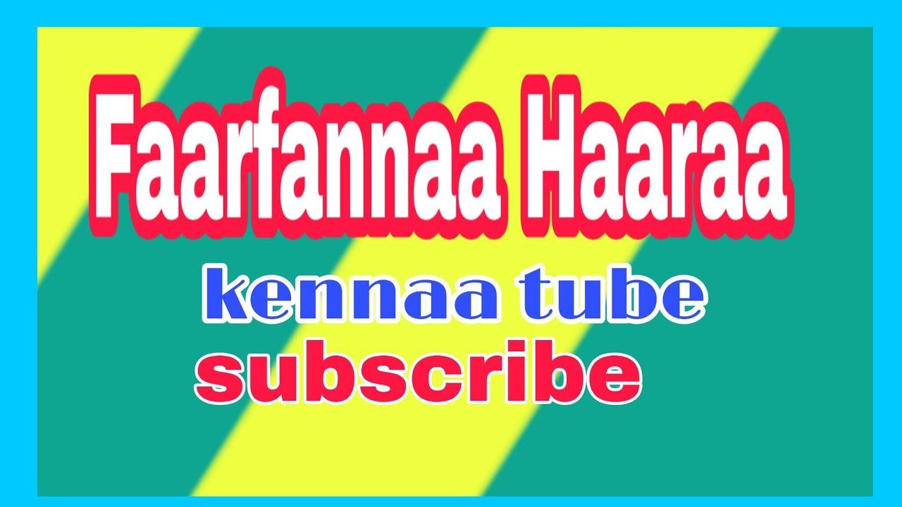 Faarfannaa haaraa Afaan Oromoo Ortodoksii