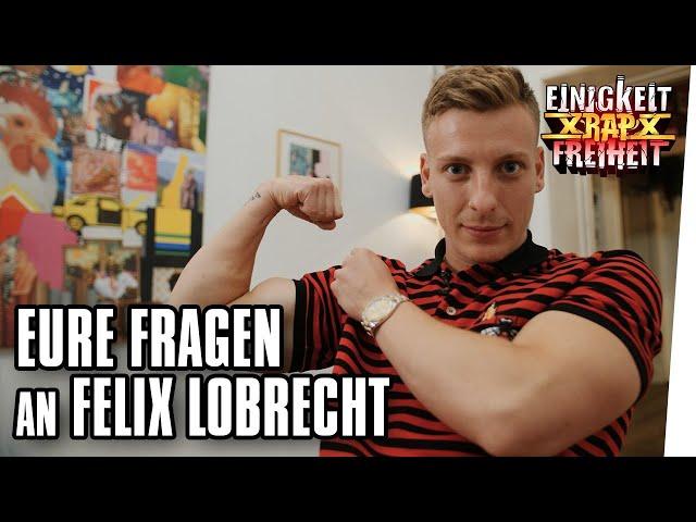 Felix Lobrecht übers Kiffen, Tauben anzünden und Nasenbrüche