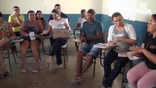 Coleta Seletiva voltou a ser debatida com Moradores de Bom Jesus do Cruzeiro