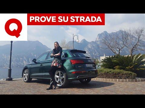 Abbiamo provato l'Audi Q5 in versione top di gamma   Quattroruote