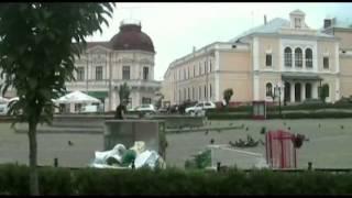 Carnet de voyage Ukraine 2012