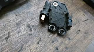 Generator ta'mirlash Renault Logan