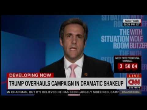 Trump's Lawyer To CNN Host Who Points Out He's Losing: 'Says Who?'