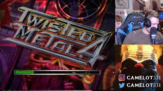 Twisted Metal Marathon! 2-4? FAMELOT UNITE! Casual Q&A