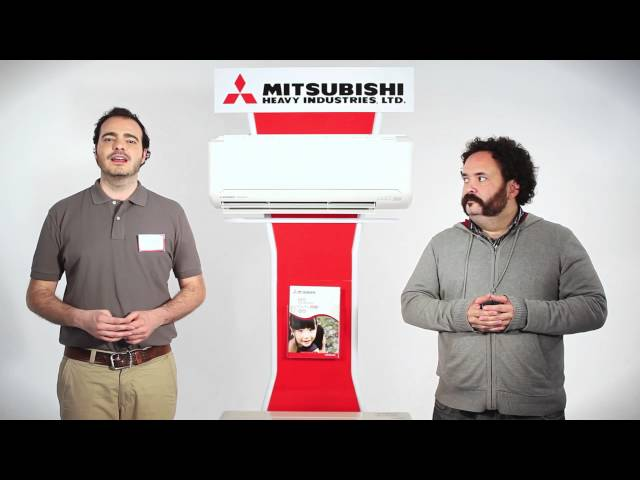 Aire Acondicionado Mitsubishi Heavy Industries.: Aire saludable