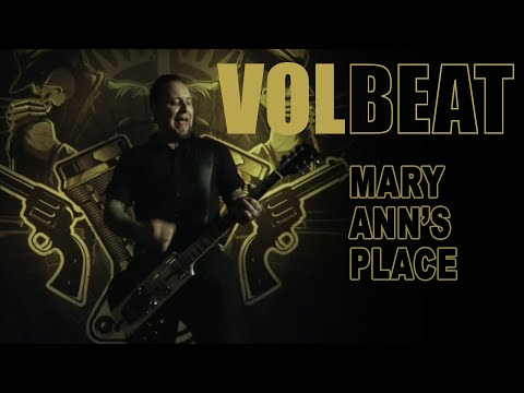 Volbeat - Mary Ann's Place (Official Video)