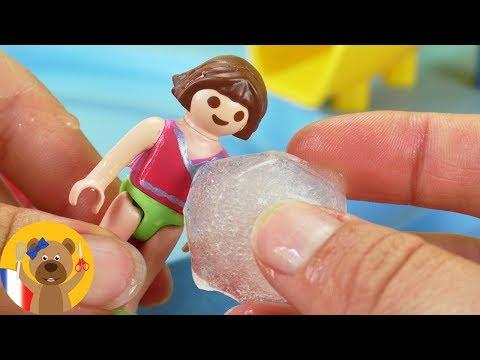 Idée bricolage Playmobil | Maillot de bain qui change de couleur pour les petites fillesPlaymobil