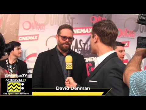 David Denman   Outcast Season 1 Premiere