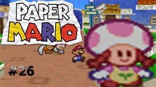 El secreto de las flores/Paper Mario capítulo 26